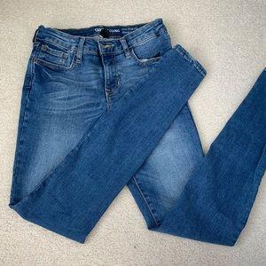 GAP leggings jeans size 2